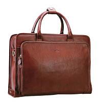 Кожаная сумка для ноутбука Katana 31044