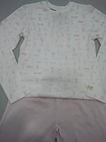 Пижама из органического хлопка для девочки