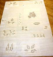 Непальский ковер ручной работы ( Go) кремовый