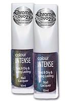 Лак для ногтей Хамелеон DUO Chrome Colour Intense (Дуо Хром Колор Интенс)
