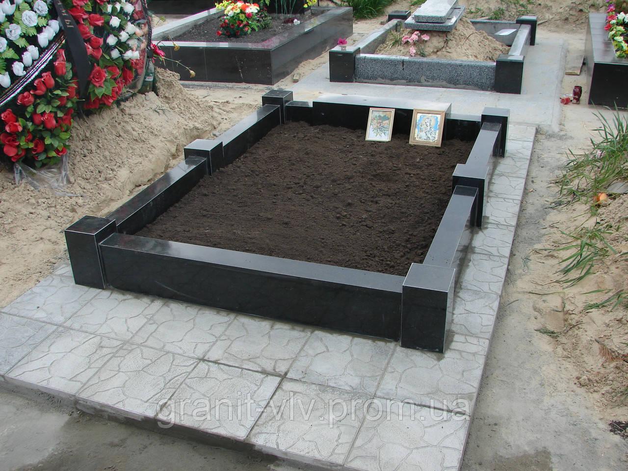схема байквого кладбище