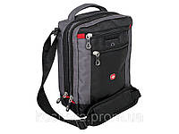 Сумка WENGER VERTICAL BOARDING BAG с 15 кармашками