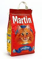 Наполнитель Мартин с лавандой средний 5 кг