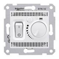Термостат для теплого пола (белый, слонов. кость) Schneider Electric Senda