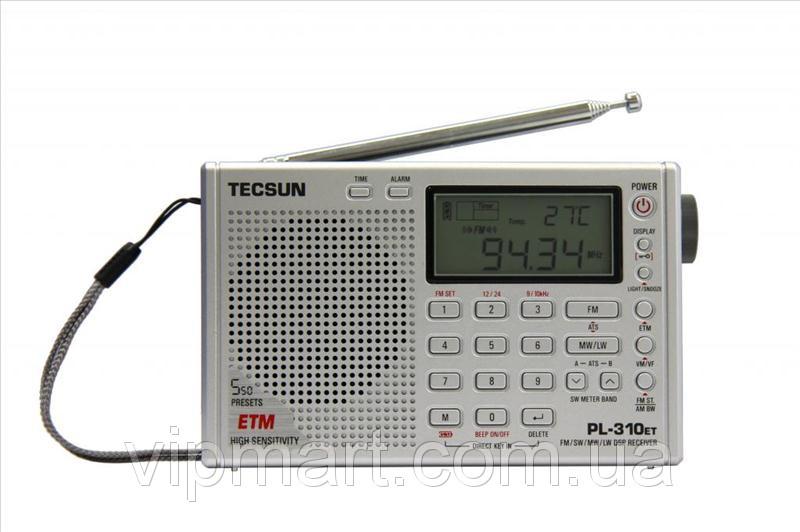 Tecsun Pl-310et инструкция на русском скачать - фото 6