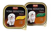 Консервы (влажный корм) для собак Вом Фенштейн (Vom Feinsten) птица и ветчиной 150гр