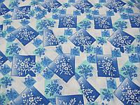 Ткань ситцевая плательная 62208 Ситец (ДОН) ПЛ.ТКД 134 95СМ