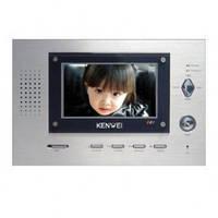 Видеодомофонный монитор Kenwei KW-123C-W64