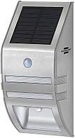 Светильник дачный на солнечных батареях SOL WL-02007 с датчиком движения