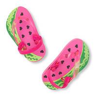 Пляжная обувь для маленькой девочки 18-19р.  (Америка)