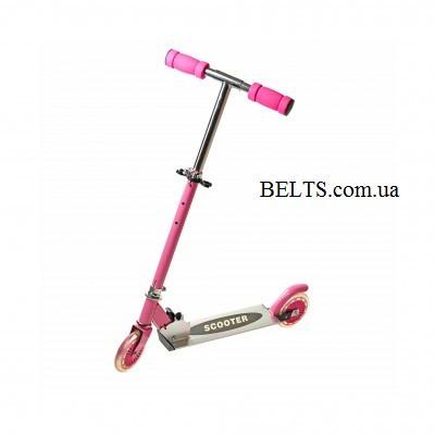 самокат скутер двухколесный детский цена