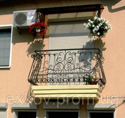 Ограждения для балконов из пластика.