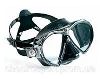 Маска для подводной охоты Technisub Favola Black с черным силликоном