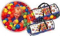 Мячики для сухого бассейна (8 см) Intex 49600