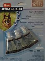 Капли ХАРТС СПОТ ОН  для щенков и собак больше 27кг(1пипетка) от блох, клещей, комаров