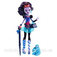 Кукла монстер хай Джейн Булитл из серии Базовая.