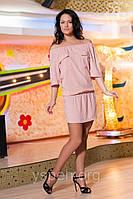 Женские платья оптом и в розницу Украина. Платье А 16 гл  $, фото 1