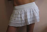 Молодёжная женская  юбка-шорты