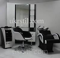 Комплект мебели для салона Flamingo