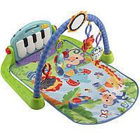 Fisher-Price Детский развивающий игровой коврик Пианино