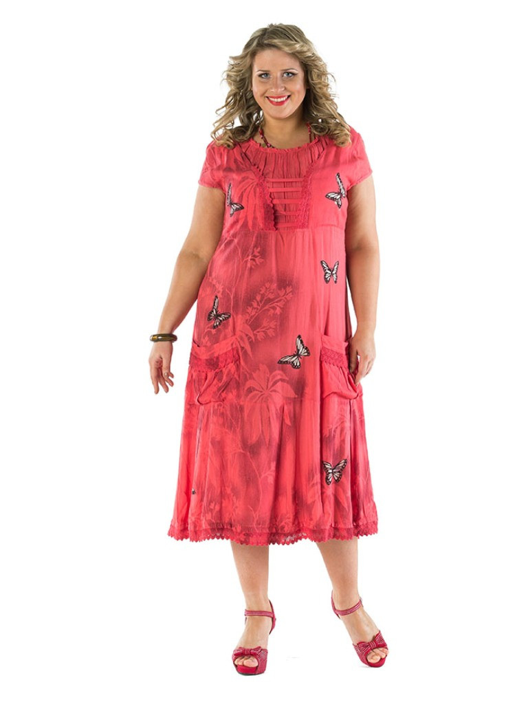Женская Одежда Больших Размеров Летняя