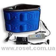Вибро магнитный пояс для похудения waist belt Pangao PG-2001 (Power Slim)