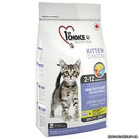 1st Choice (Фест Чойс) КОТЕНОК сухой супер премиум корм для котят (2,72 кг)