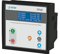 Управление и защита погружного насоса для 3 фаз максимальный ток 60A цена купить TENSE