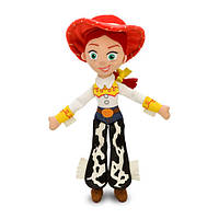 Мягкая игрушка Джесси Jessie Plush Doll - Toy Story - маленький - 22 см