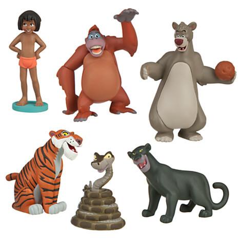 Фигурки Jungle Book