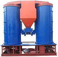 Зерновой виброцентробежный сепаратор УЗК-100 (БЦСМ 100)