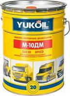 Масло YUKOIL M10DM (ведро жесть) 20л