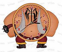 Часы детские акриловые