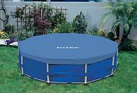 Intex 28030 (58406) Тент для каркасных бассейнов 305 см
