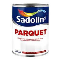 Лак для паркета SADOLIN PARQUET 20 полуматовый 1л (Садолин Паркет)