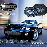4-х полосная акустика для автомобиля BM Boschmann G-9633S (PMPO – 400 Вт)
