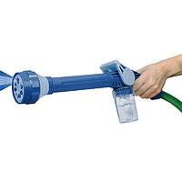 Насадка на шланг Ez Jet Water Cannon – необходимая вещь в хозяйстве, фото 1