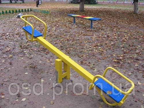 Балансир «Дружба», детская площадка
