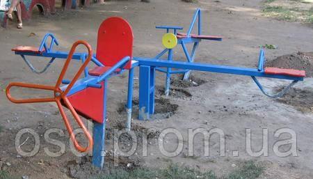 Балансир «Самолет», детская площадка