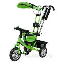 Детский Велосипед трехколесный Mini Trike (Mars), цвет - зеленый