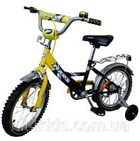 """Велосипед Mars 20"""" Желто-черный (С2001 ж/ч)"""