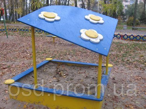 Песочница «Затишок», детская площадка
