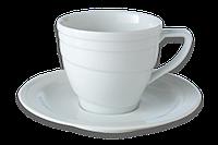 Кружка кофейная с блюдцем Hotel 180 мл, BergHOFF, арт. 1690346