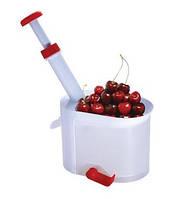 Прибор для удаления косточек из ягод - отличный помощник на кухне, быстро удалит косточки из вишни и черешни
