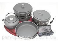 Набор туристической посуды Alocs CW-C06