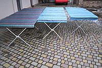 Стол для торговли с укрытием  2м