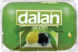 Туалетное мыло DALAN Глицериновое с Оливковым маслом 100гр