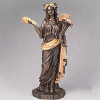 """Красивая статуэтка """"Деметра"""" 30 см. Символ плодородия. Подарок фермеру (богиня плодородия)"""