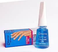 Гель для укрепления ногтей с кальцием Calcium gel Flormar (Флормар)