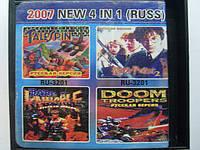 Игровые картриджи Sega Mega Drive Portable 16 бит